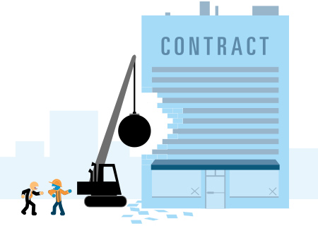 Construction attorneys say contract disputes remain most common